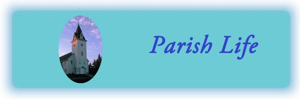 Banner parish life