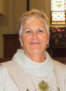 Rev Andrea Thomas