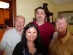 Spruce, Chris, Cherie, Marsha