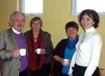 Bishop Chapman, Doreen, Penny, Pamela