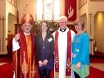 bishop, Erica, Ross, Caroline