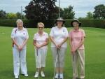 Team #5 - Carol, Elaine, Myra, Nicolette