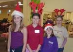 More Santa's helpers