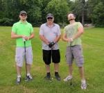 Chris, Rick , Eric